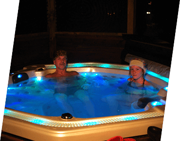 Enjoy Your Hot Tub & Swim Spa