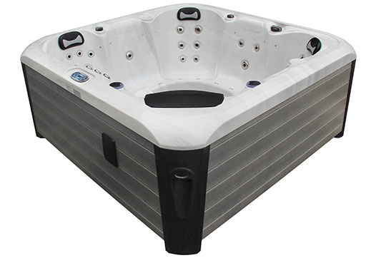 Ajax hot tub